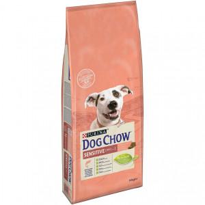 Dog Chow Adult Sensitive saumon riz pour chien