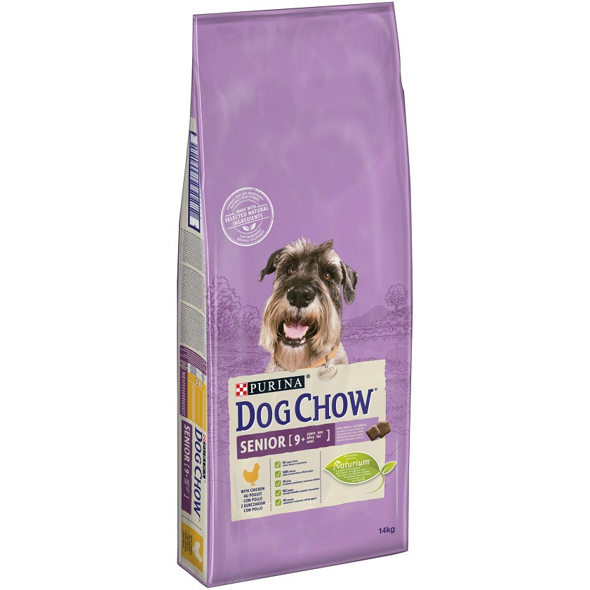 Dog Chow Senior Hondenvoer