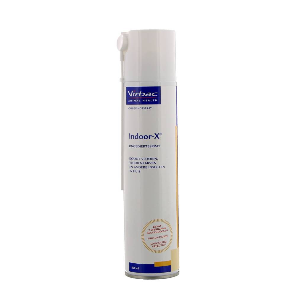 Virbac Indoor-X Omgevingsspray