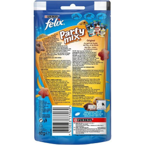Felix Party Mix Original pour Chats