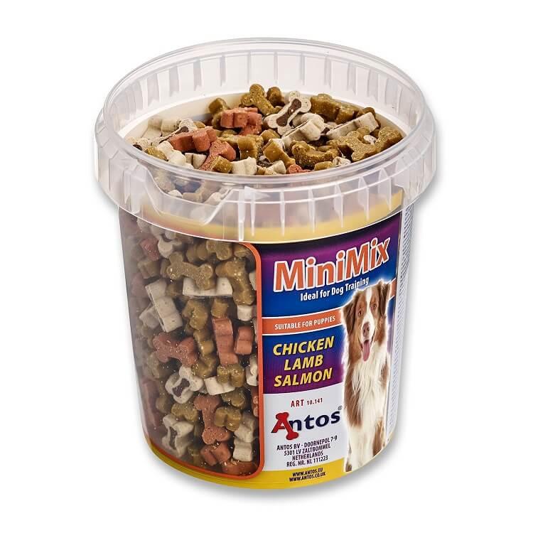 Minimix - snacks pour Chiens