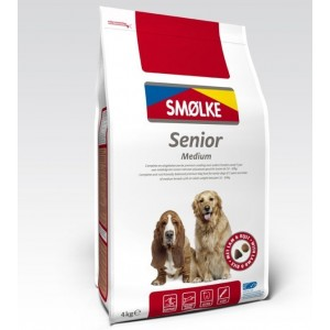 Smølke Chien Senior Medium