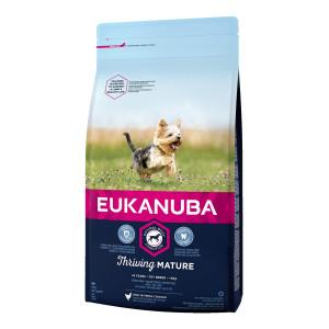 Eukanuba Thriving Mature Toy Breed au poulet pour Chien