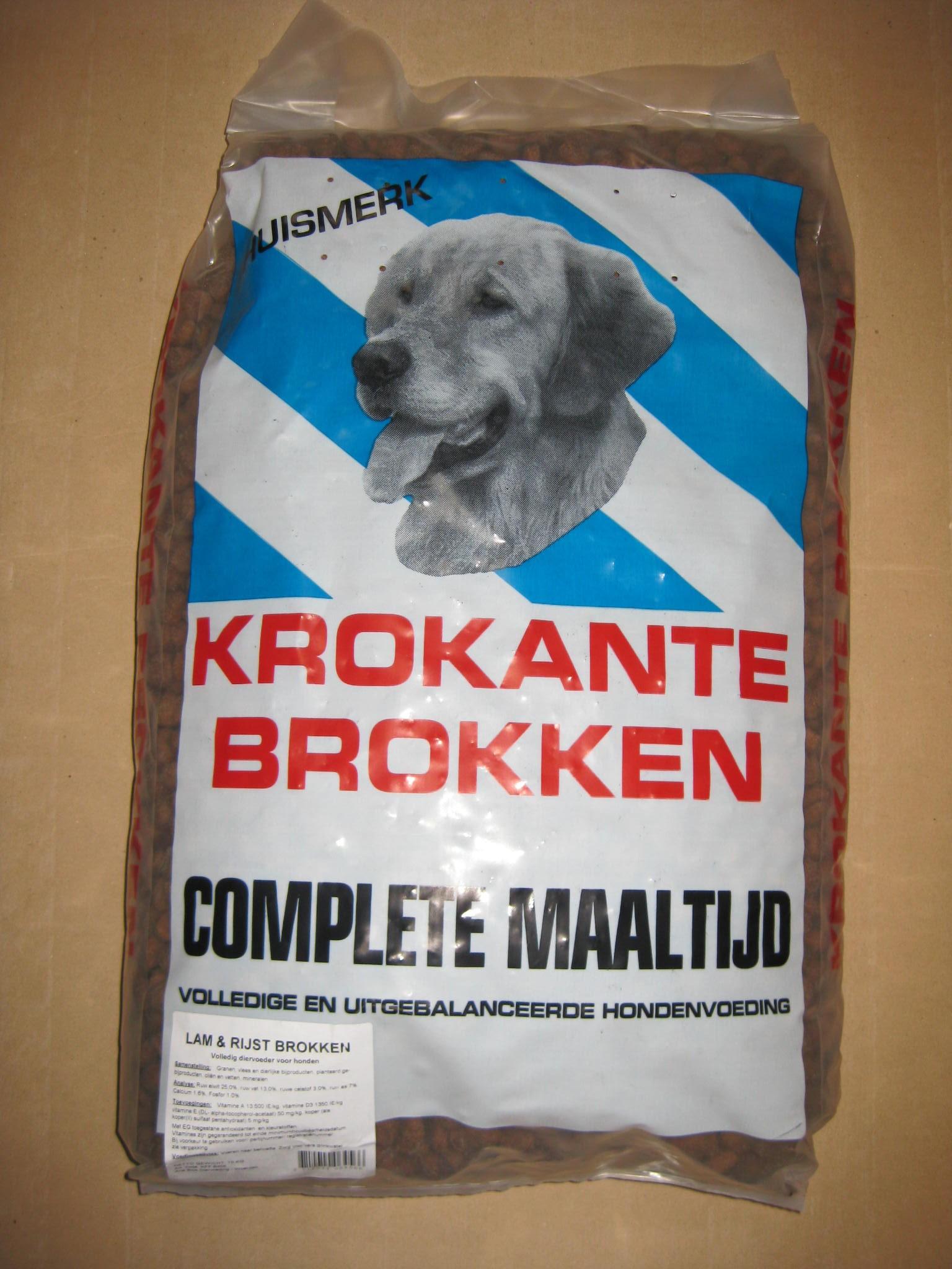 Huismerk Puppybrok