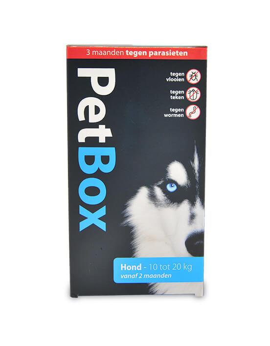 PetBox Hond 10 tot 20 kg