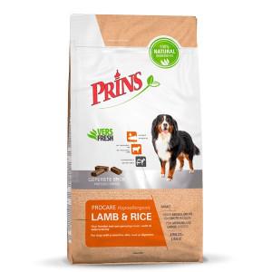 Prins ProCare Agneau & Riz pour chien