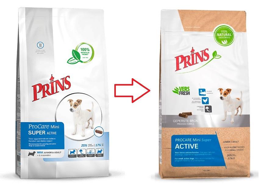 Prins ProCare Super Mini pour chien