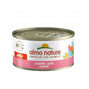Almo Nature HFC Jelly Saumon pour chat