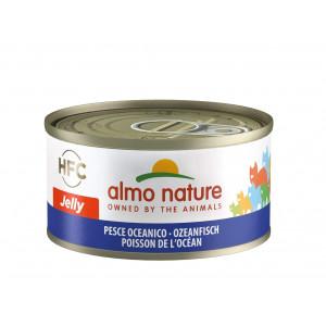 Almo Nature HFC Jelly Poisson de l'Océan pour chat