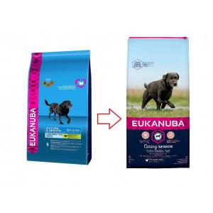 Eukanuba Caring Senior Large Breed pour chien