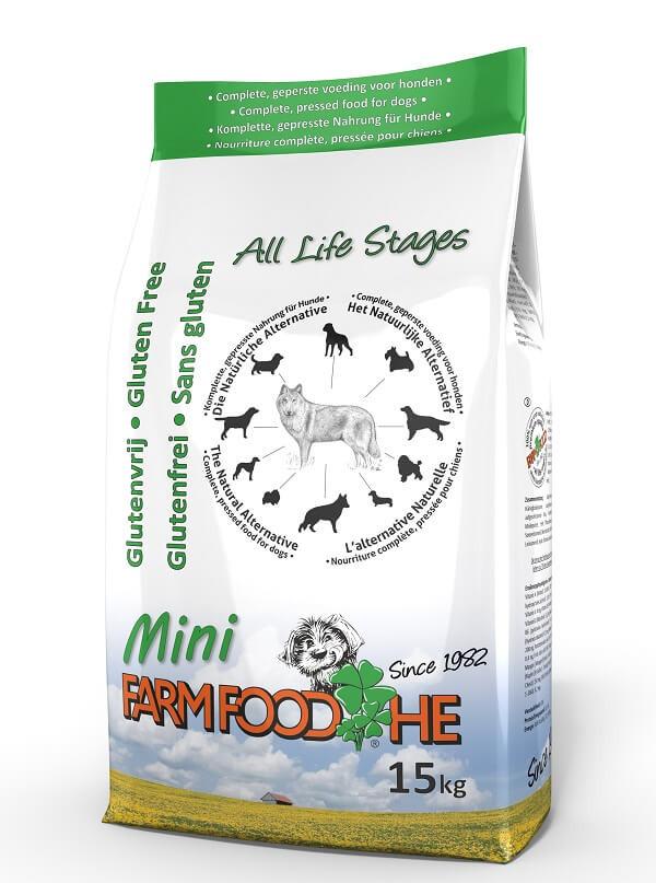 Farm Food HE Puppy / Mini Sans Gluten pour chiot
