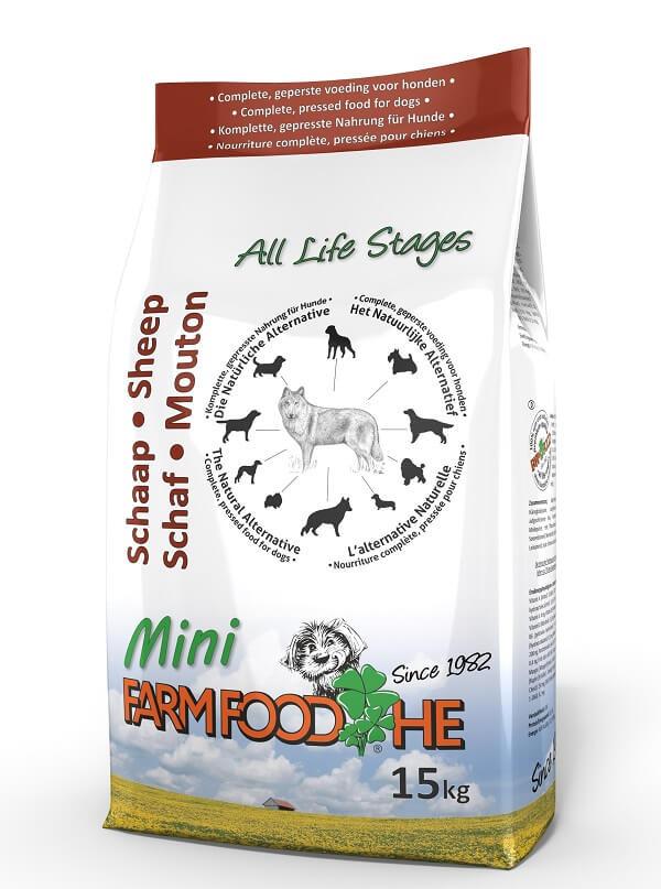Farm Food HE Mini Mouton pour chien