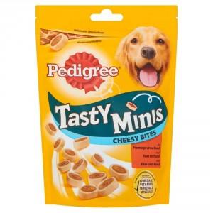 Pedigree Tasty Minis Cheesy Bites Kaas & Rund