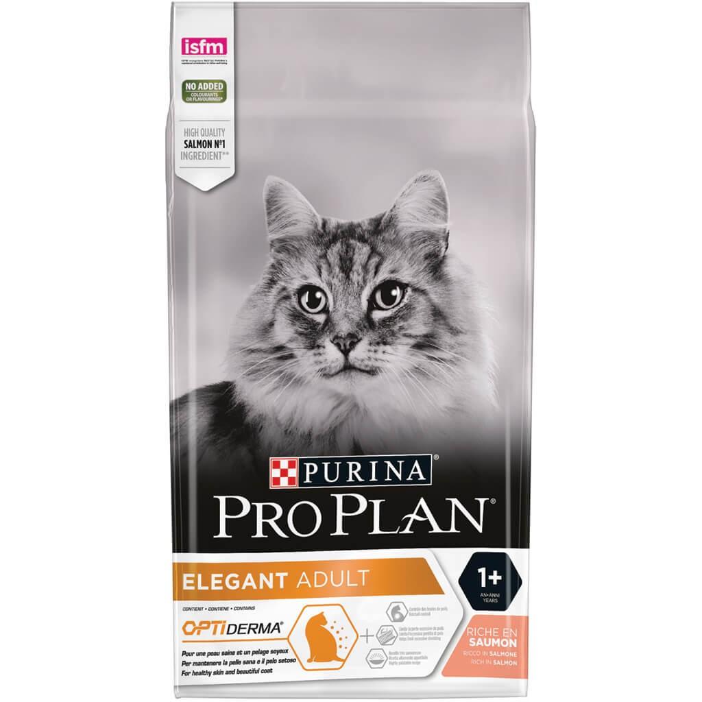 Pro Plan Elegant Adult Optiderma kattenvoer