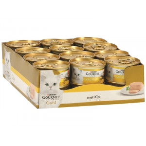 Gourmet Gold Chat Mousse de Poulet