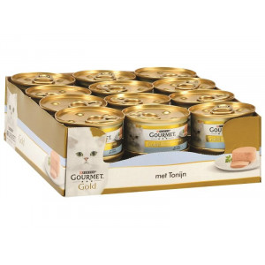 Gourmet Gold Chat Mousse de Thon