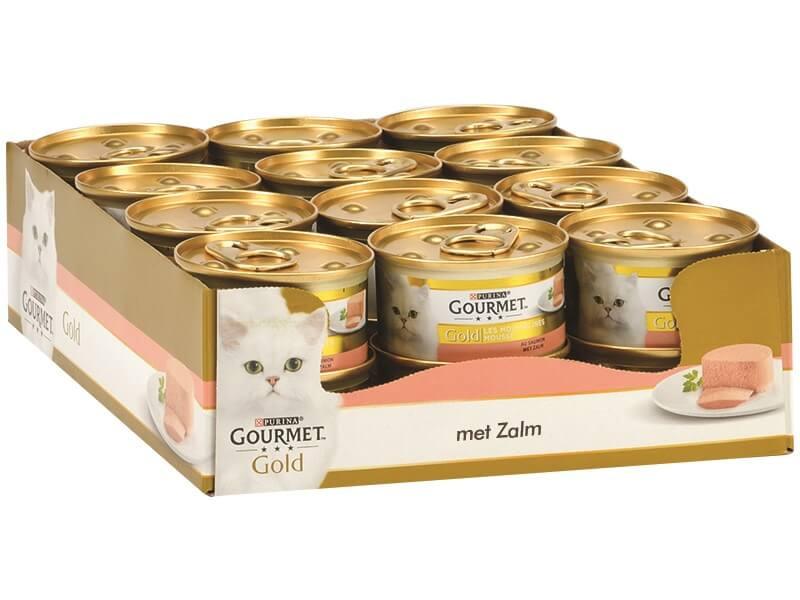 Gourmet Gold Chat Mousse de Saumon