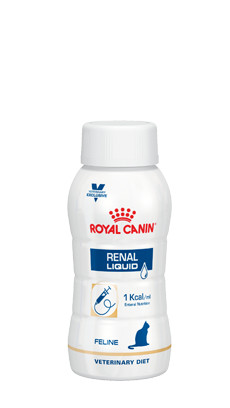 Royal Canin Veterinary Diet Renal Liquid Kat