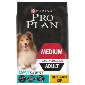 Pro Plan Chien Adult Medium Digestion Optidigest Poulet