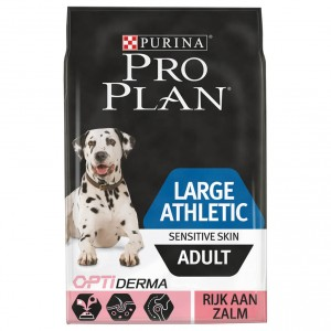 Pro Plan Large Athletic Sensitive Skin Adult pour Chien