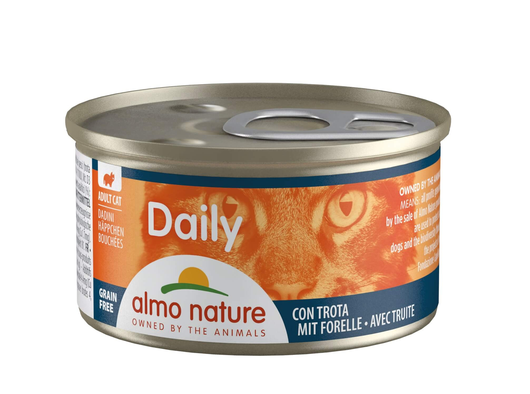 Almo Nature Daily Collation Truite 85g (151)