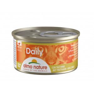 Almo Nature Daily Mousse Dinde 85g