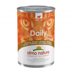 Almo Nature Daily Veau 400g