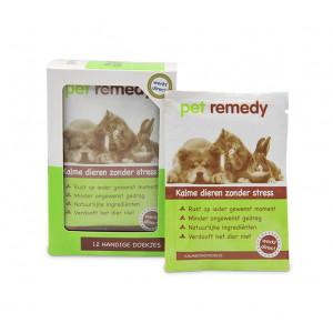 Pet Remedy Kalmerende Doekjes voor de kat