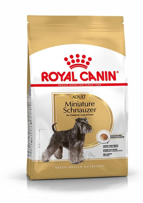 Royal Canin Schnauzer Nain pour chien