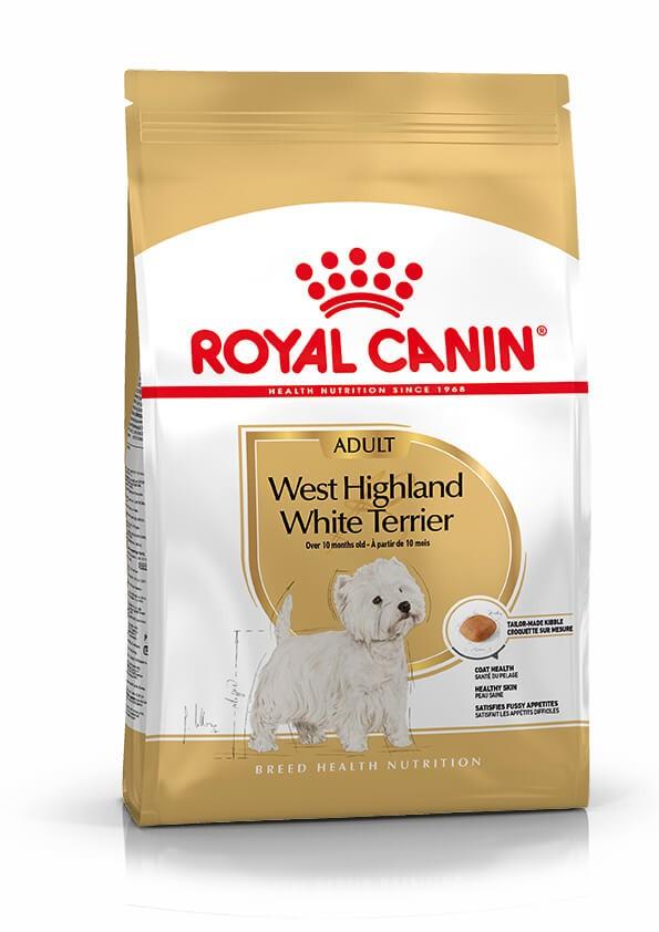Royal Canin West Highland White Terriër adult hondenvoer