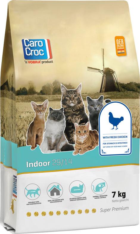 Carocroc 29/14 Indoor kattenvoer