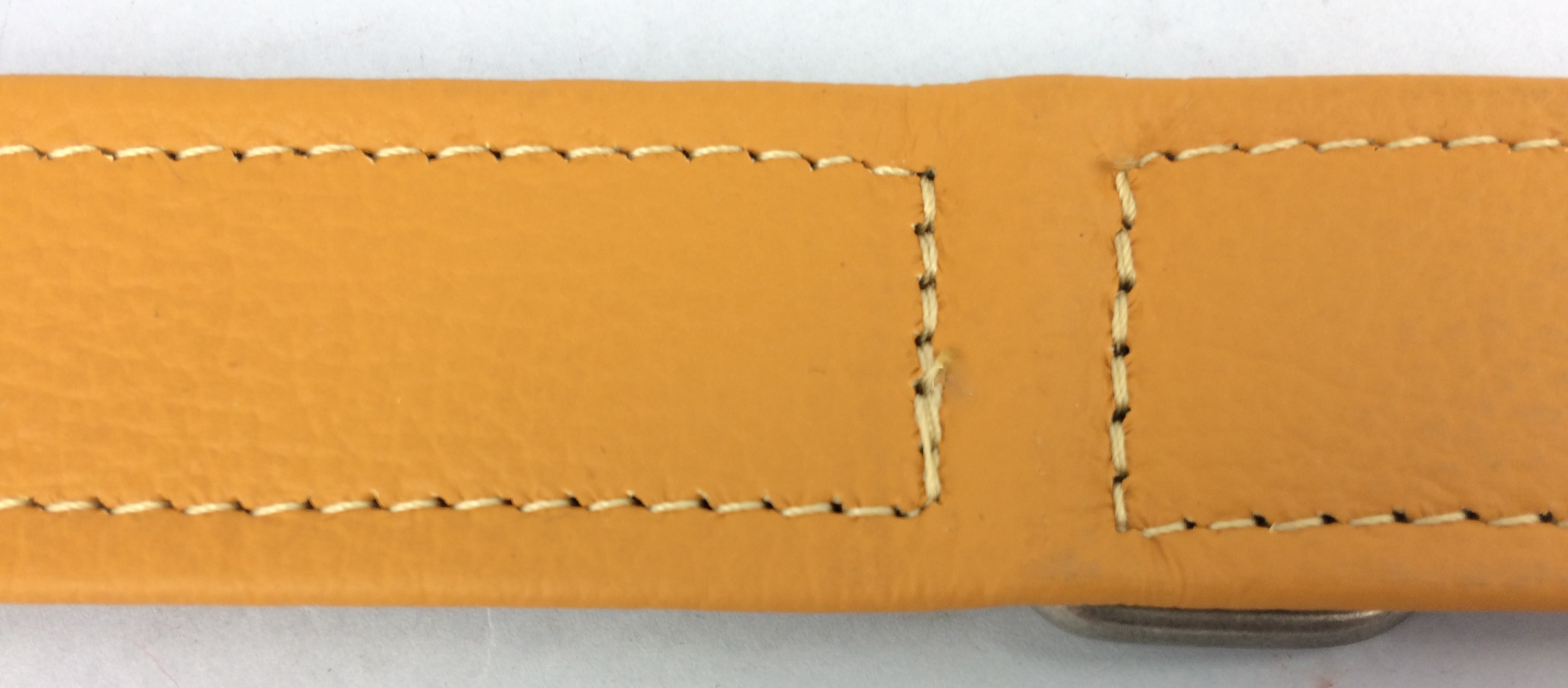 Halsband Montana Rustic lichtbruin