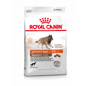 Royal Canin Sporting Energy 4300 pour chien