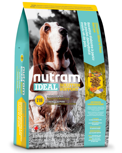 Nutram Ideal Solution Support Weight Control pour chien
