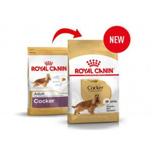 Royal Canin Cocker Spaniel adult pour chien