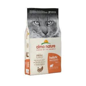 Almo Nature Holistic Chat Adulte Dinde/Riz