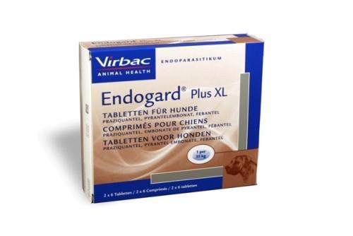 Endogard Plus XL Ontwormingsmiddel Grote hond