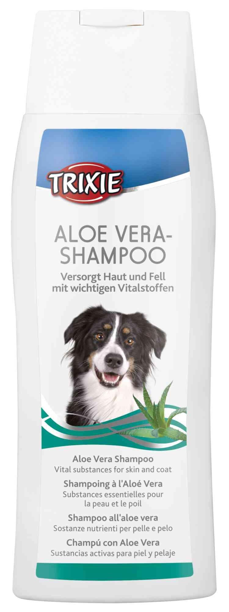 Verzorgingsshampoo met Aloë Vera 250ml voor de hond