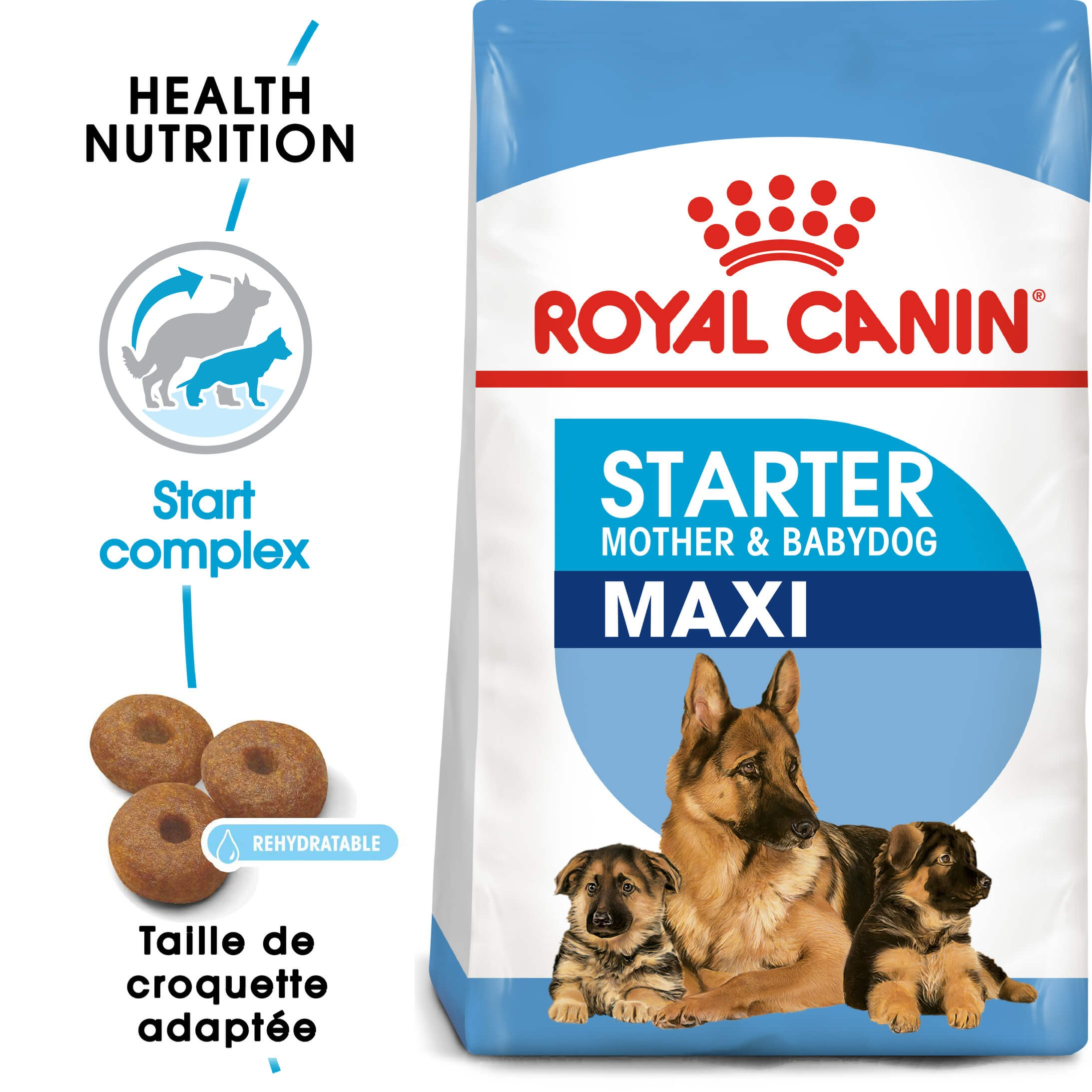 Royal Canin Maxi Starter Mother & Babydog pour chiot