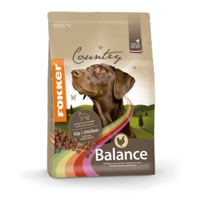 Fokker Country Balance Chien