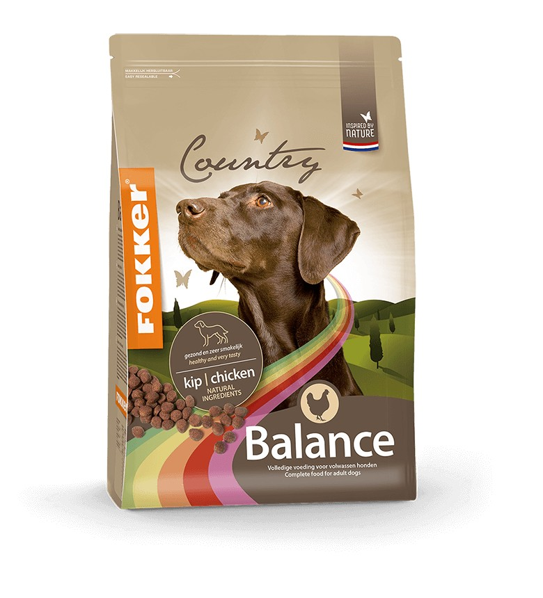 Fokker Country Balance pour chien