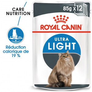 Royal Canin Ultra Light pour chat