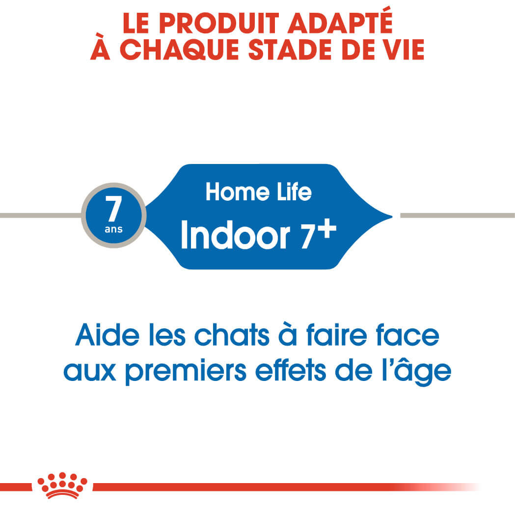 Royal Canin Chat Indoor +7