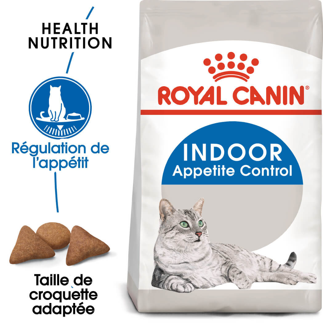 Royal Canin Indoor Appetite Control pour chat