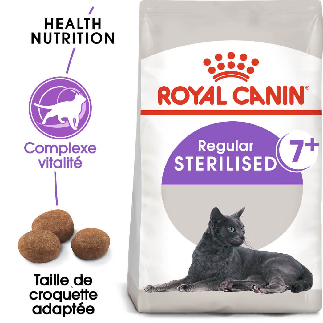 Royal Canin Chat Sterilised 7+