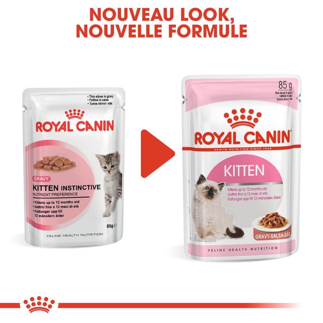 Royal Canin Instinctive pour chaton x12