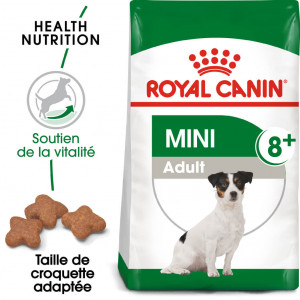 Royal Canin Mini Adult +8 pour chien