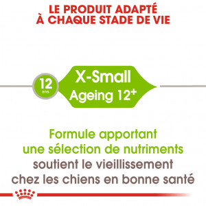 Royal Canin X-Small Ageing 12+ hondenvoer