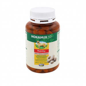 HOKAMIX Gewricht+ voor gewrichtsproblemen hond - Tabletten 190 st