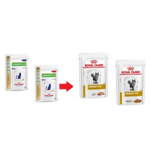 Royal Canin Urinary S/O (Combi) Pouch kattenvoer